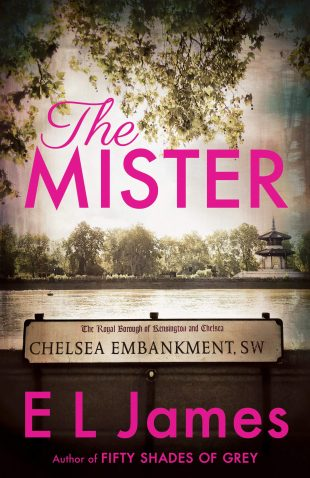Audio Book : The Mister by E L James