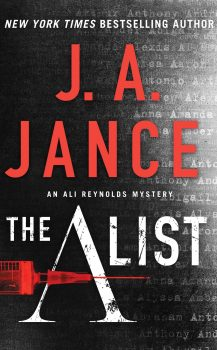 Audio Book : The A List by, J A JAnce