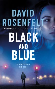 Audio Book : Black and Blue by, David Rosenfelt