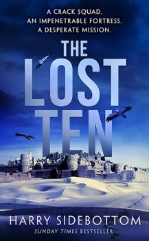 Audio Book : The Lost Ten by, Harry Sidebottom