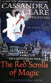 Audio Book : The Red Scrolls of Magic by, Cassandra Clare