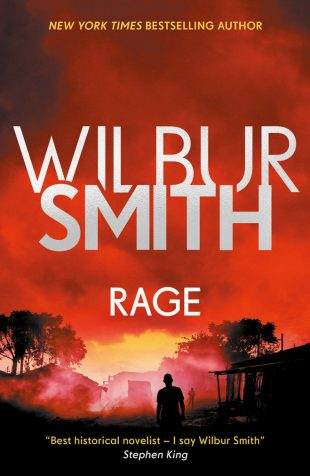 Audio Book : Rage by, Wilbur Smith