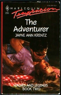 Audio Book : Adventurer by, Jayne Ann Krentz