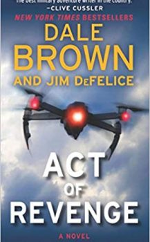 Audio Book : Act of Revenge by, Dale Brown