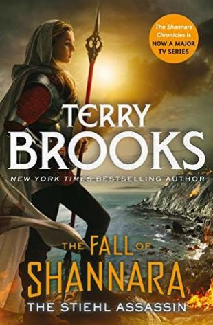 Audio Book : The Stiehl Assassin by, Terry Brooks
