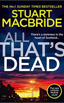 Audio Book : All That's Dead by Stuart McBride