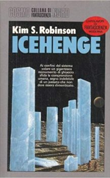 Audio Book : Icehenge by, Kim Stanley Robinson