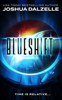 Audio Book : Blueshift by, Joshua Dalzelle