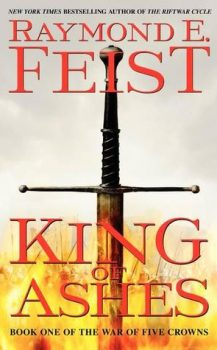Audio Book : King of Ashes by, Raymond E Feist
