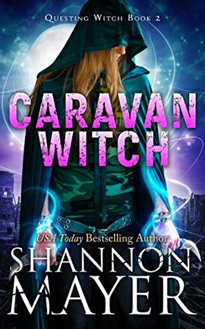 Audio Book : Caravan Witch by, Shannon Meyer