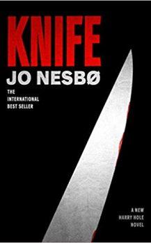 Audio Book : Knife by, Jo Nesbo