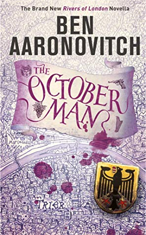 Audio Book : The October Man by, Ben Aaronovitch