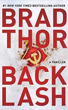 Audio Book : Backlash by, Brad Thor
