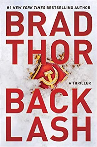 Audio Book : Backlash by, Brad Thor