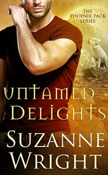 Audio Book : Untamed Delights by, Suzanne Wright