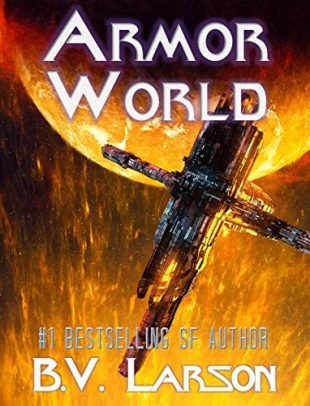 Audio Book : Armor Wold by, BV Larson