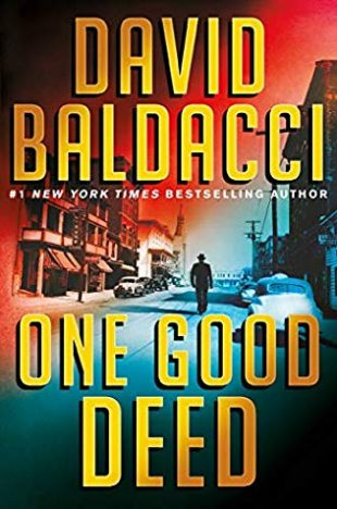 Audio Book : One Good Deed by, David Baldacci