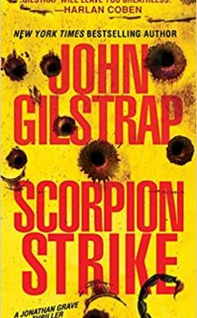 Audio Book : Scorpion Strike by, John Gilstrap