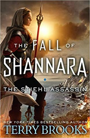 Audio Book : The Fall of Shannara by, Terry Brooks