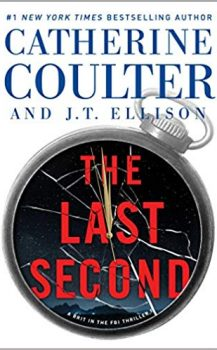 Audio Book : The Last Second by, Catherine Coulter