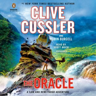 Audio Book : The Oracle by, Clive Cussler