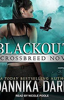 Audio Book : Blackout by, Dannika Dark