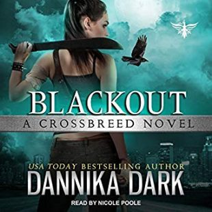 Audio Book : Blackout by, Dannika Dark