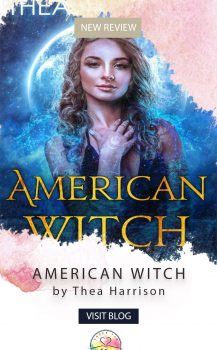 Audio Book : American Witch by, Thea Harrison