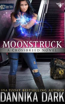 Audio Book : Moonstruck by, Dannika Dark