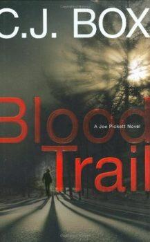 Audio Book : Blood Trail by, CJ Box