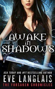 Audio Book : Awake in Shadows by, Eve Langlais