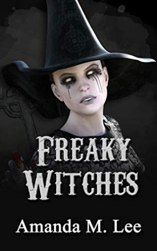 Audio Book : Freaky Witches by, Amanda M Lee