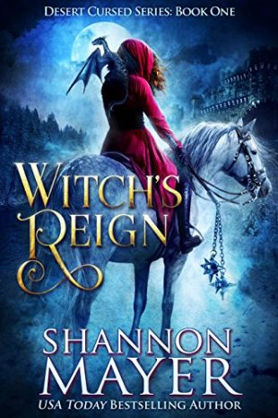 Audio Book : Witches Reign by, Shannon Mayer