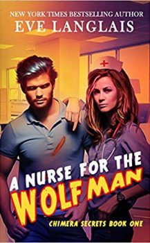 Audio Book : A Nurse for the Wolfman by, Eve Langlais