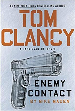 Audio Book : Enemy Contact by, Mike Maden