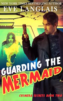 Audio Book : Guarding the Mermaids by, Eve Langlais