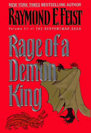 Audio Book : Rage of a Demon King by, Raymond E Fiest