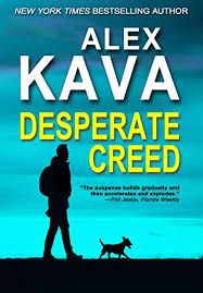 Audio Book : Desperate Creed by, Alex Kava