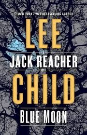 Audio Book : Blue Moon by, Lee Child