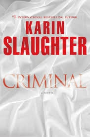 Audio Book : Criminal by, Karin Slaughter