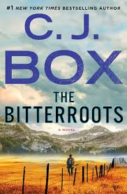 Audio Book : The Bitterroots by, CJ Box