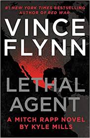 Audio Book : Lethal Agent by, Kyle Mills