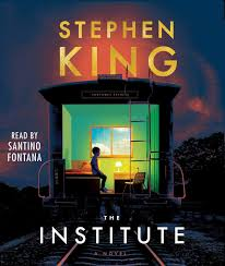 Audio Book : The Institute by, Stephen King