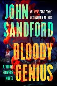Audio Book : Bloody Genius by, John Sandford