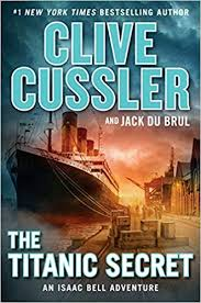 Audio Book : The Titanic Secret by, Clive Cussler