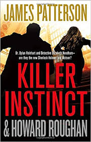 Audio Book : Killer Instinct by, James Patterson