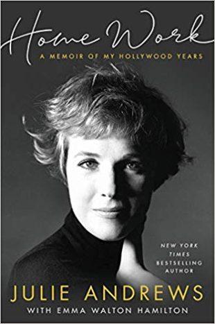 Audio Book : Home Work by, Julie Andrews