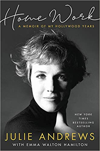 Audio Book : Home Work by, Julie Andrews