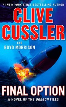 Audio Book : The Final Option by, Clive Cussler