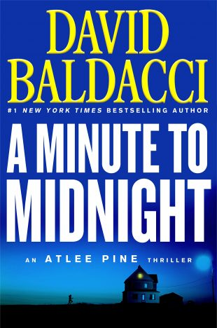 Audio Book : A Minute to Midnight by, David Baldacci